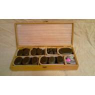 Lávové kameny bazaltové 64ks